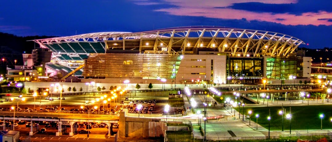 Paul Brown Stadium Foundations & Office Suite Super Structure